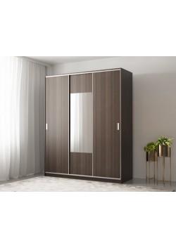 Stumdomų durų spinta - Komfortas 3D (1800)