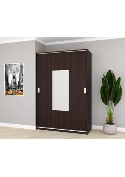 Stumdomų durų spinta - Komfortas 3D (1500)