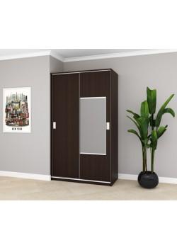 Stumdomų durų spinta - Komfortas 2D (1380)