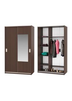 Stumdomų durų spinta - Komfortas 2D (1000)
