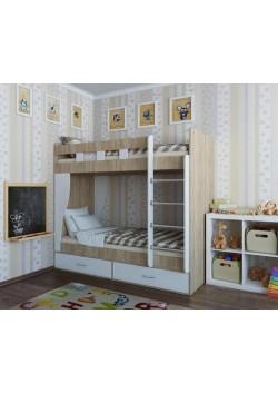 Dviaukštė lova - Alba