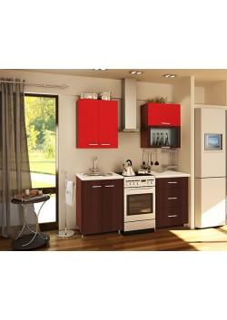 Virtuvės komplektas - Bella 6 MDF