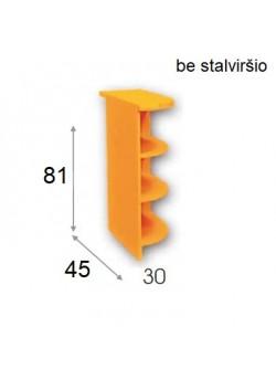 Pastatoma kampinė spintelė - S23
