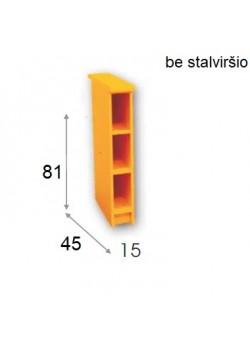 Pastatoma spintelė - S24